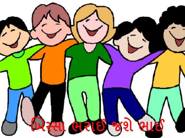 Diwali Bestu Varsh Tradition Spill Pockets Of Kids
