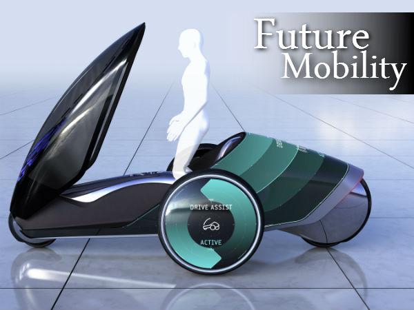 Toyota Showcase Future Mobility At Tokyo Motor Show