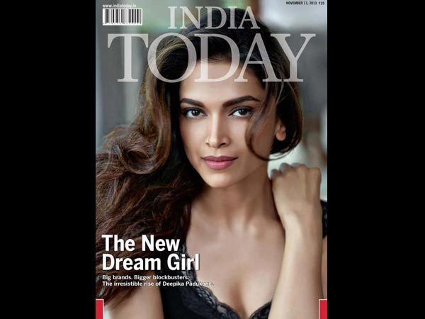 Bollywood Beauties November Cover Magazines
