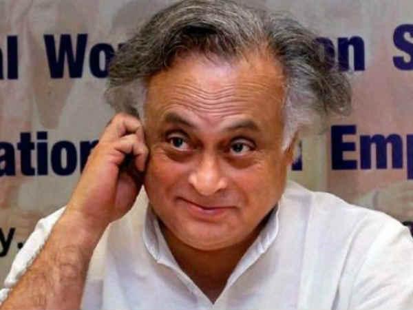No Momentum For Bjp Its Modi Entum Jairam Ramesh