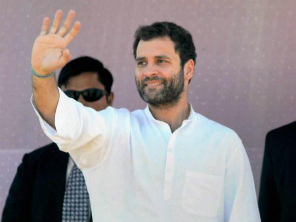 Sarpanch Cut Short Rahul Gandhi S Speech In Jammu And Kashmir
