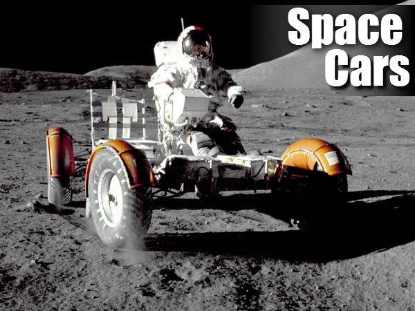 Lunar Mars Exploration Vehicles Used Nasa