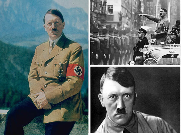 Weird Facts About Hitler