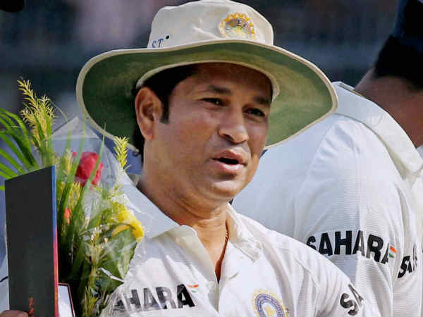 Sachin Tendulkar Is Playing His Last 200th Test Match