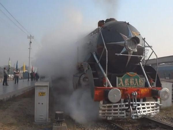 Interesting Facts About Steam Engine Akbar See Video