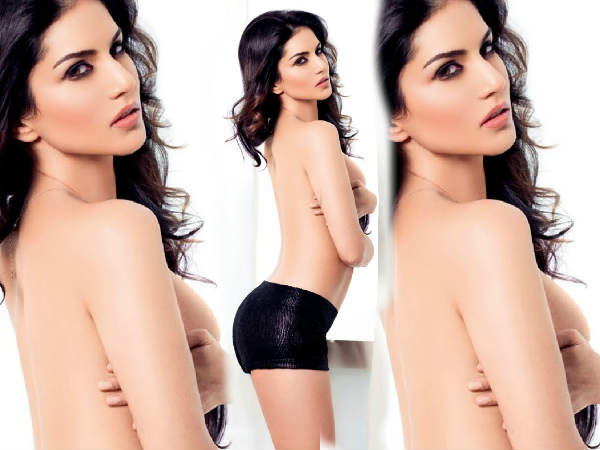 Sunny Leone Refused To Go Topless For Movie But Not For Magazine