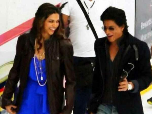 Happy New Year Is Big Challenge Deepika Shahrukh Farah Khan