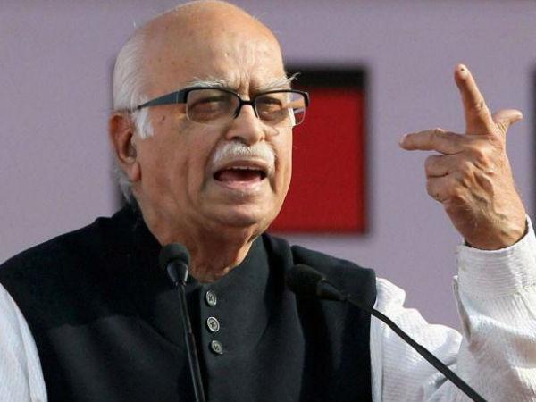 Over Confidence Is Not Good Bjp Said Lk Advani