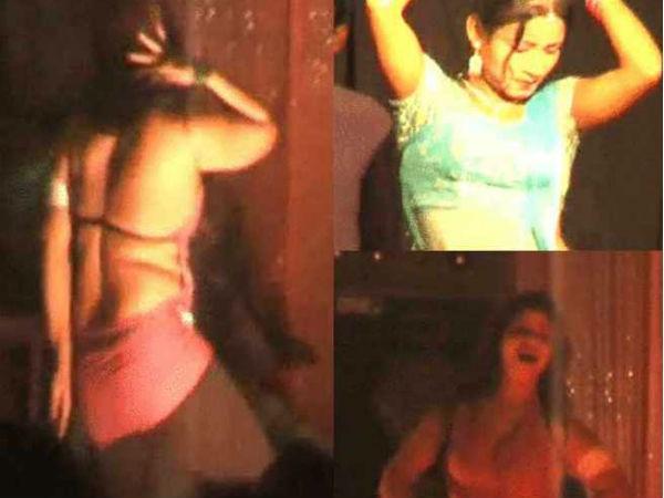 Vulgar Dance Organised In Lieu Of Chhath Puja