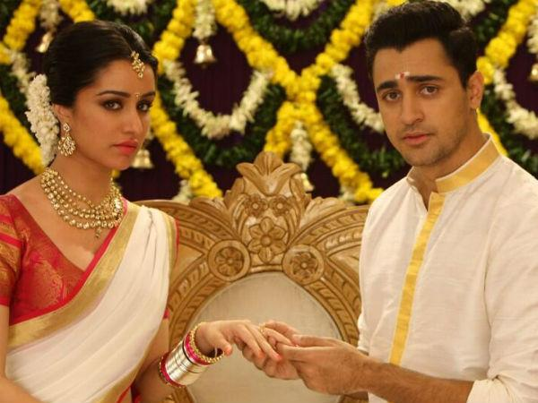 Shraddha Kapoor Is Playing South Indian Girl Role Gori Tere Pyaar Mein