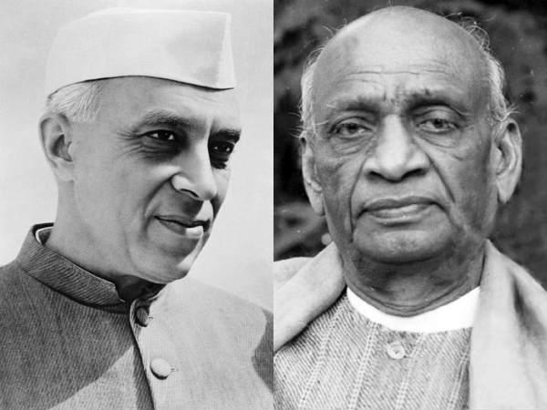 Lk Advani Adds To The Debate Says Nehru Opposed Patel S Policies