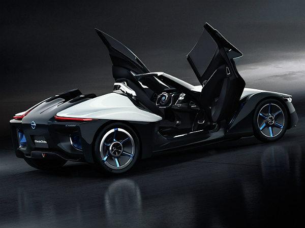 Nissan Bladeglider Concept Debut At Tokyo Auto Show