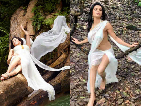 White War Between Sunny Leone Sherlyn Chopra