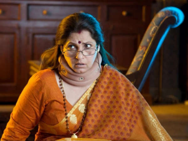 Dimple Kapadia Next What The Fish First Look Release