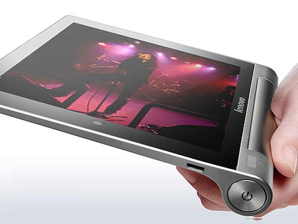 Lenovo Yoga Tablet Launched India Starting From Rs