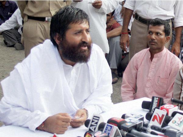 Rs 5 Lakh Reward For Information On Narayan Sai