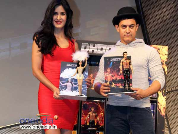 Aamir Kat Unveiled Dolls Based On Their Characters
