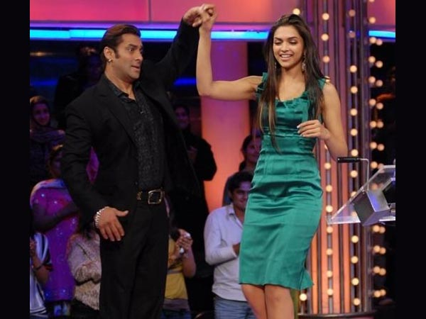Our Film Will Be Special Deepika On Salman