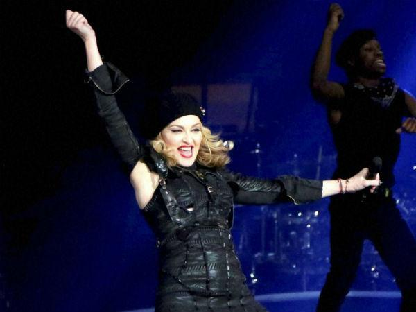 Hot Pop Star Madonna Named Highest Paid Musician Forbes