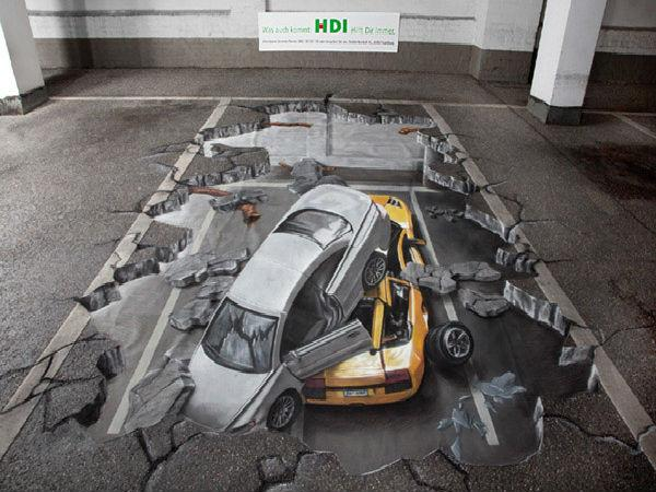 Amazing Stunning 3d Street Art