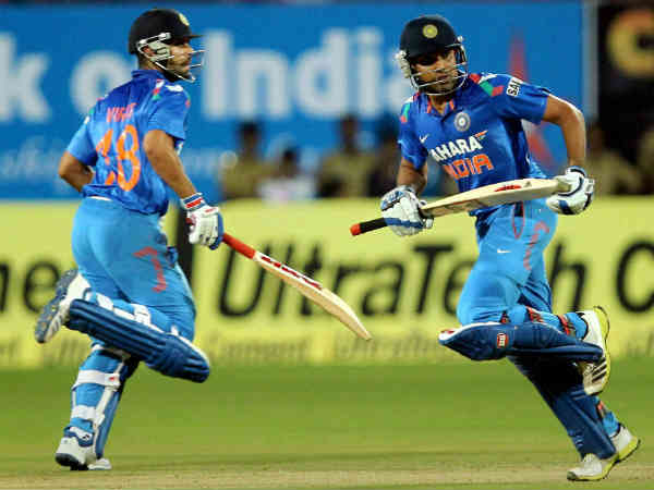 India Beat West Indies First One Day International