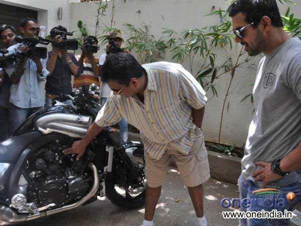 Meet Sanjay Gupta Passionate Biker