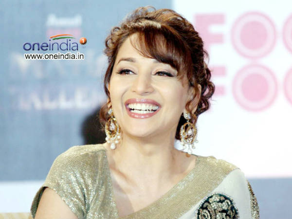 Madhuri Dixit Now Face Odonil