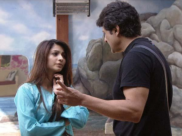Bigg Boss 7 Armaan Tanisha Gets Separate