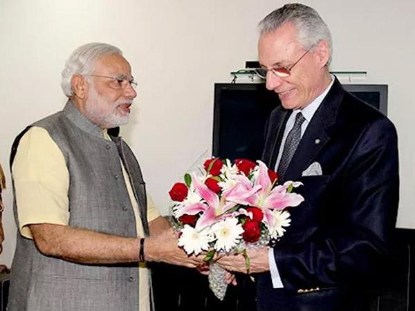 Italian Envoy Daniele Mancini Impressed Vibrant Gujarat