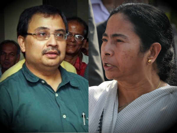 Mamata Banerjee Knew Of Saradha Scam Kunal Ghosh