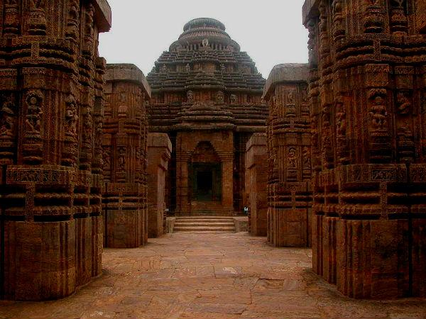 Konark Temple The Mystery Monument Odisha