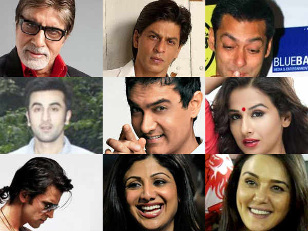 Bollywood Stars And Their Superstitions