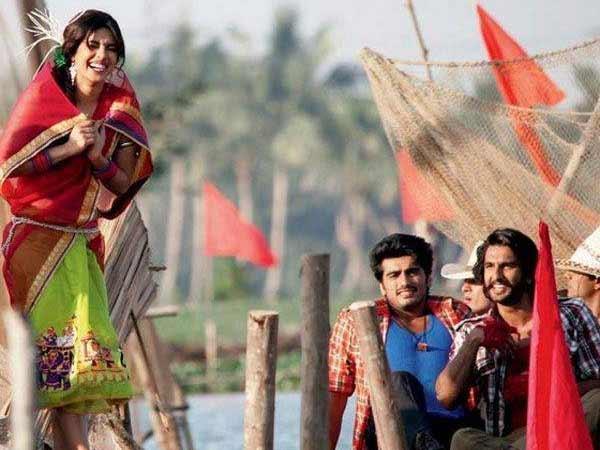 Priyanka Chopra Not Seen In Gunday Movie First Teaser