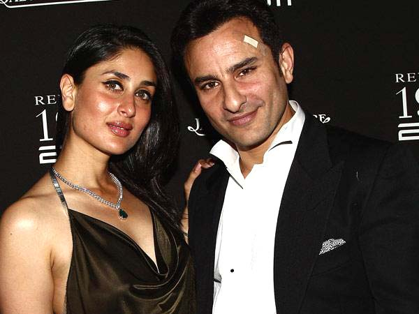 Saif Ali Khan Doesnt Want Kids With Kareena Kapoor
