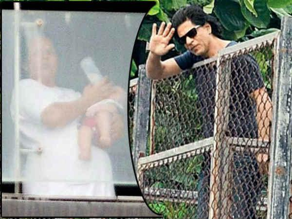 Shahrukh Khan Tells Why Abram Comes In His Life
