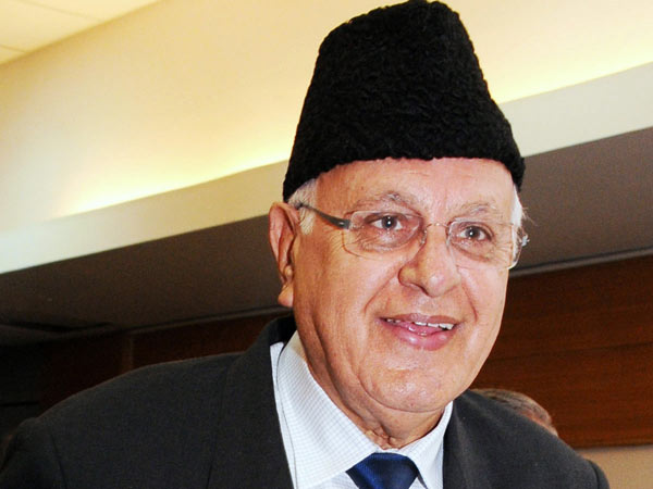 Corruption Price Rise Are Big Mistake Upa Farooq Abdullah Lse