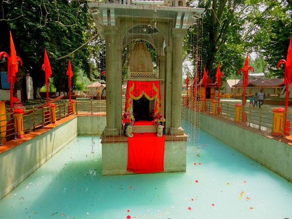 Kheer Bhawani Temple Mysterious Abode Godddess