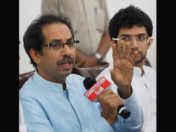 Attack Pakistan Teach Lesson Shiv Sena Chief Uddhav