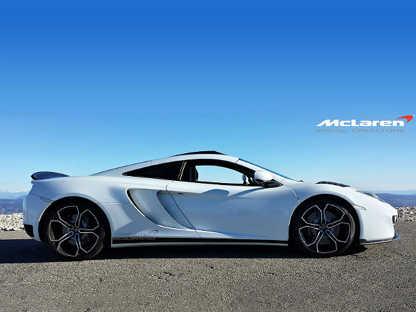 Mclaren 12c Mso Concept From Special Operations