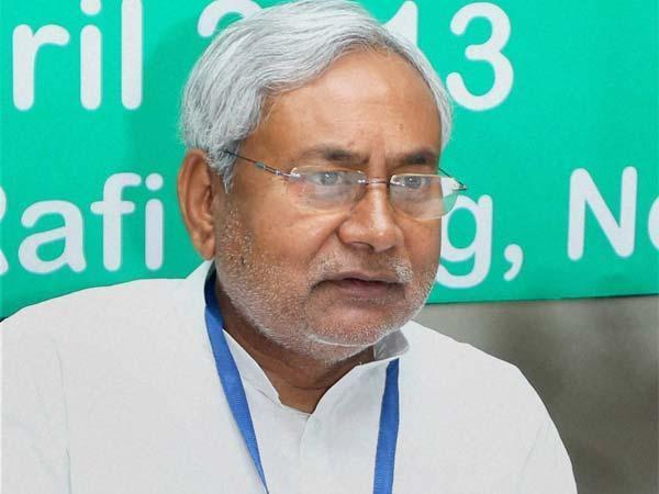 It Is Blower Bjp Not A Wave Said Bihar Cm Nitish Kumar