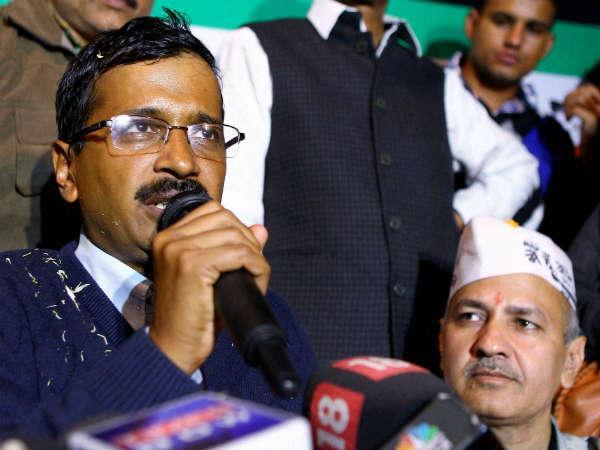 Arvind Kejriwal Welcomes Bjp Cong Leaders To Join Aap