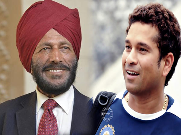 Milkha Singh Wants Sachin Tendulkar Be Sports Minister
