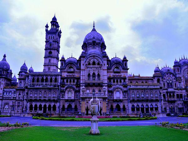Lakshmi Vilas Palace Bigger Than The Buckingham Palace