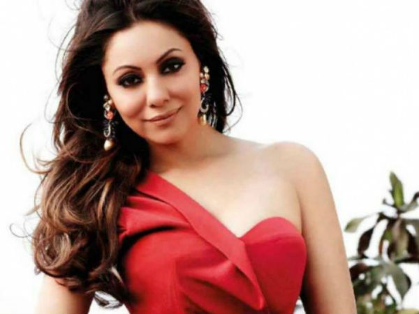 Gauri Khan S Photoshoot Nobless Magazine