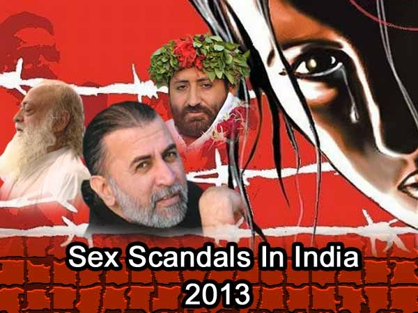Sex Scandals In India