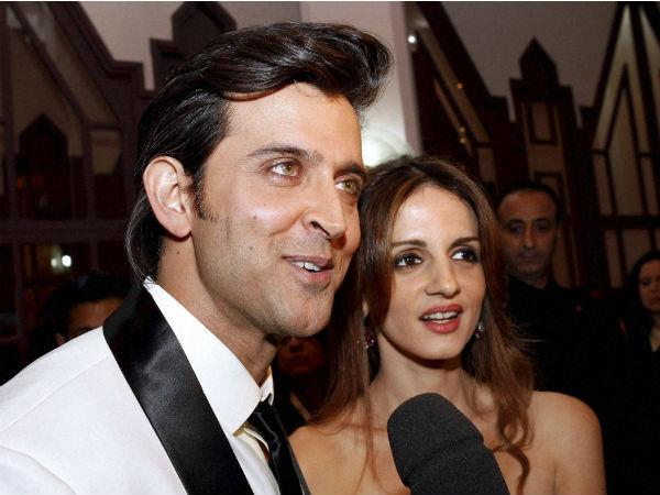Hrithik Roshan Confirms Divorce With Suzanne Khan