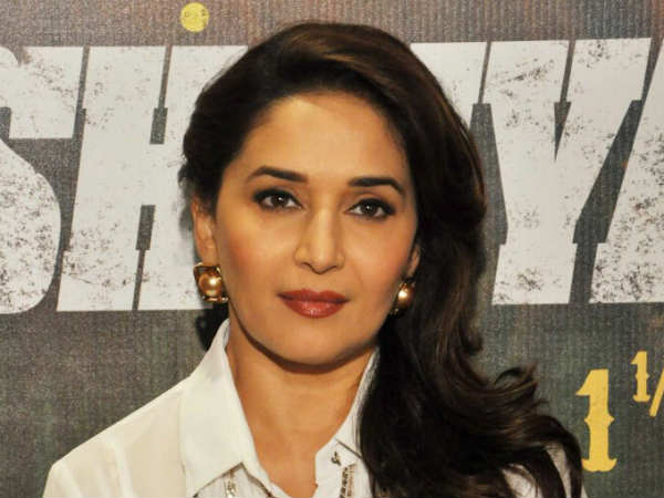 The Whole World Is Male Dominated Madhuri Dixit