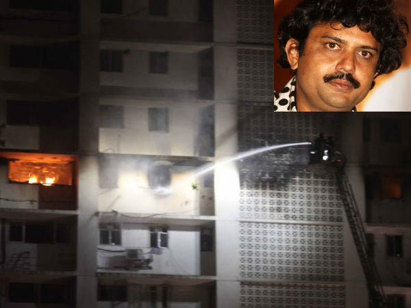Killed Including Film Pruducer Dinesh Gandhi Mumbai Fire