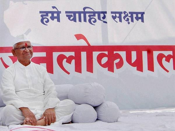 Anna Hazare Support To Congress Lokpal Bill Is Good For Country