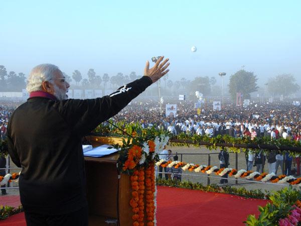 Narendra Modi To Flag Off Run For Unity In Vadodara